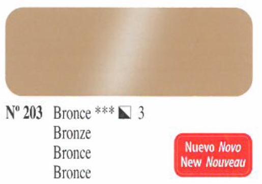 Venta pintura online: Oleo Bronce nº203 serie 3