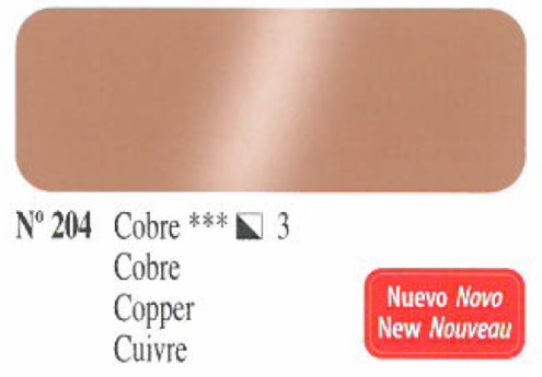 Venta pintura online: Oleo Cobre nº204 serie 3