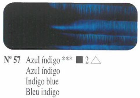 Venta pintura online: Oleo Azul índigo nº57 serie 2