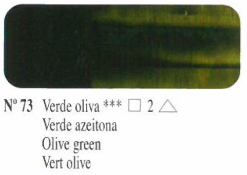 Venta pintura online: Oleo Verde oliva nº73 serie 2