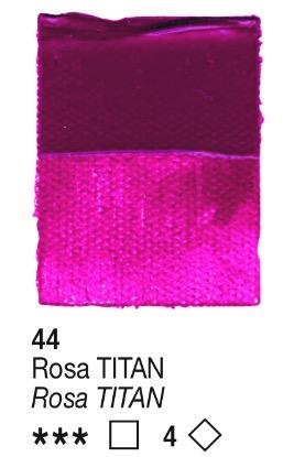Venta pintura online: Acrílico Rosa Titan nº44 serie 4