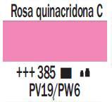 Venta pintura online: Acrílico Rosa Quinacridona Cl. nº385