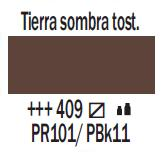 Venta pintura online: Acrílico T. Sombra Tostada nº409