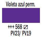 Venta pintura online: Acrílico Violeta Azul Perm. nº568