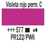 Venta pintura online: Acrílico Violeta Rojo Perm. Cl. nº577