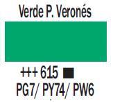 Venta pintura online: Acrílico Verde Paolo Verones nº615