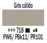 Venta pintura online: Acrílico Gris Cálido nº718