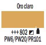 Venta pintura online: Acrílico Oro Claro nº802