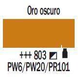 Venta pintura online: Acrílico Oro Oscuro nº803