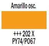 Venta pintura online: Gouache Amarillo Osc. nº202