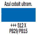 Venta pintura online: Gouache Azul Cobalto (Ultram.) nº512