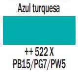 Venta pintura online: Gouache Azul Turquesa nº522