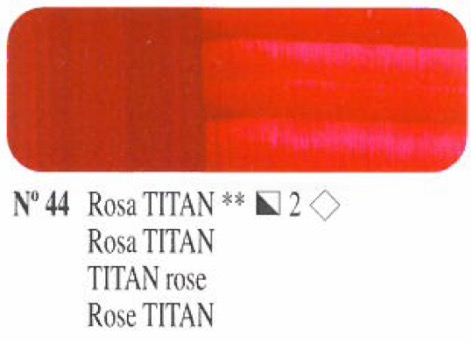 Venta pintura online: Oleo Rosa Titan nº44 serie 2