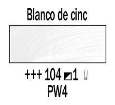 Venta pintura online: Óleo Blanco Cinc nº104 S.1