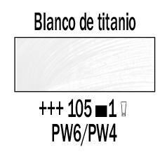 Venta pintura online: Óleo Blanco Titanio nº105 S.1