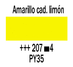 Venta pintura online: Óleo Amarillo Cadmio Limón nº207 S.4