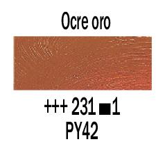 Venta pintura online: Óleo Ocre Oro nº231 S.1