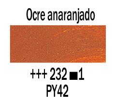 Venta pintura online: Óleo Ocre Anaranjado nº232 S.1