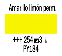 Venta pintura online: Óleo Amarillo Limón Permanente nº254 S.3