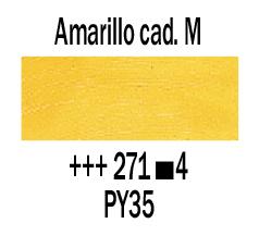 Venta pintura online: Óleo Amarillo Cadmio Medio nº271 S.4