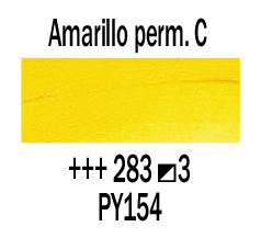 Venta pintura online: Óleo Amarillo Perm. Claro nº283 S.3
