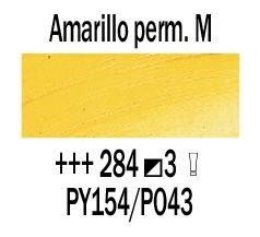 Venta pintura online: Óleo Amarillo Perm. Medio nº284 S.3