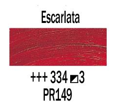 Venta pintura online: Óleo Escarlata nº334 S.3