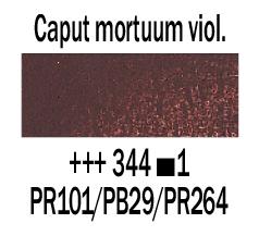 Venta pintura online: Óleo Caput Mortuum Violeta nº344 S.1