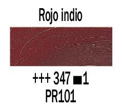 Venta pintura online: Óleo Rojo Indio nº347 S.1