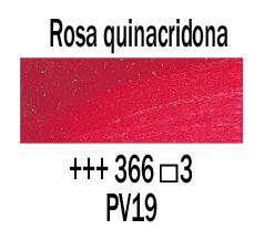 Venta pintura online: Óleo Rosa Quinacridona nº366 S.3