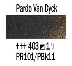 Venta pintura online: Óleo Pardo Van Dyck nº403 S.1