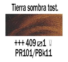 Venta pintura online: Óleo T. Sombra Tostada nº409  S.1