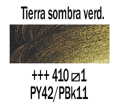 Venta pintura online: Óleo T. Sombra Verdosa nº410 S.1