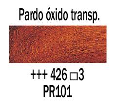 Venta pintura online: Óleo Pardo Oxido Transp. nº426 S.3
