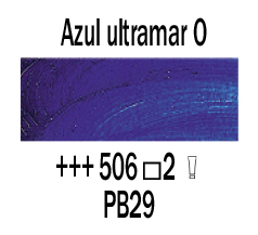 Venta pintura online: Óleo Azul Ultramar Osc. nº506 S.2