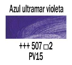 Venta pintura online: Óleo Azul Ultram. Violeta nº507 S.2