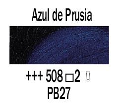 Venta pintura online: Óleo Azul Prusia nº508 S.2
