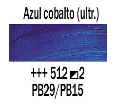 Venta pintura online: Óleo Azul Cobalto (Ultram.) nº512 S.2