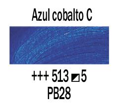Venta pintura online: Óleo Azul Cobalto Claro nº513 S.5