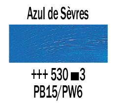 Venta pintura online: Óleo Azul de Sèvres nº530 S.3