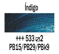 Venta pintura online: Óleo Indigo nº533 S.2