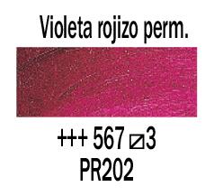 Venta pintura online: Óleo Violeta Rojizo Perm. nº567 S.3