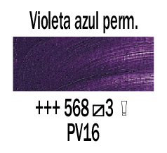 Venta pintura online: Óleo Violeta Azulado Perm. nº568 S.3