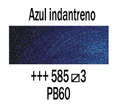 Venta pintura online: Óleo Azul Indantreno nº585 S.3
