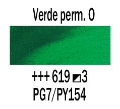 Venta pintura online: Óleo Verde Perm. Oscuro nº619 S.3