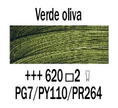 Venta pintura online: Óleo Verde Oliva nº620 S.2