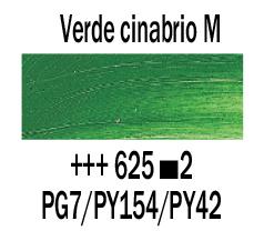 Venta pintura online: Óleo Verde Cinabrio Medio nº625 S.2