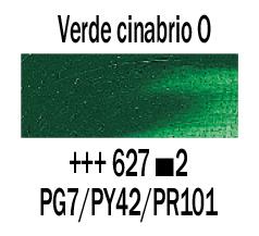 Venta pintura online: Óleo Verde Cinabrio Oscuro nº627 S.2