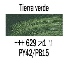 Venta pintura online: Óleo Tierra Verde nº629 S.1