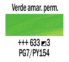 Venta pintura online: Óleo Verde Amarillento Perm. nº633 S.3